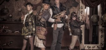 Epic Steampunk Family