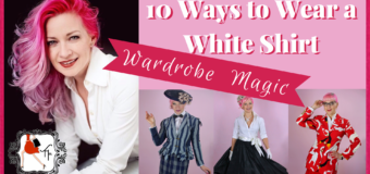10 Ways To Wear a White Shirt