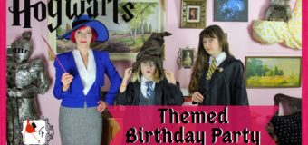 How to Decorate for a Hogwarts Themed Birthday Party